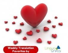 Weekly translation favorites (Sep 2-8) | Lingua Greca Translations | Scoop.it