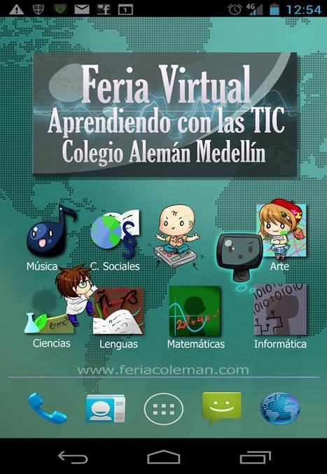 "6ta Feria Virtual ""Aprendiendo con las TIC"" 