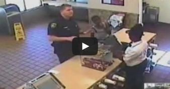 Police Officer's Final Act of Kindness Caught on Tape Before Dying | Criminal Justice in America | Scoop.it