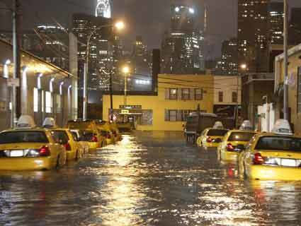 NASA Warned New York About Hurricane Danger Six Years Ago | Climate Chaos News | Scoop.it