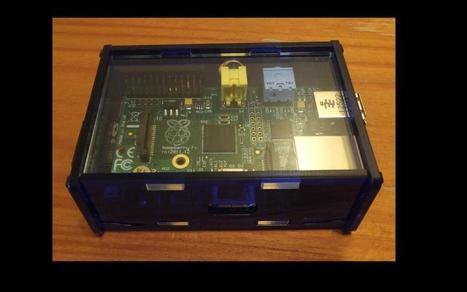 Twitter / GordonRBaldry: My raspberry pi in its new ... | Arduino e raspberry | Scoop.it