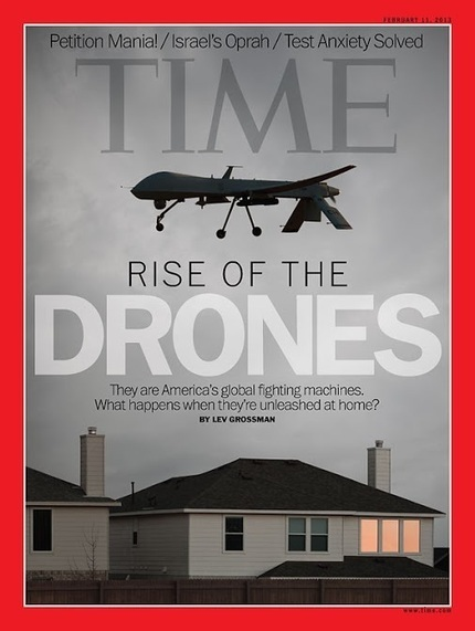 Rise of the Drones | Rise of the Drones | Scoop.it