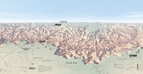 Browse More Than 1,000 National Park Maps, All in One Place | Library Collections | Scoop.it