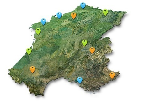 Territoire3D®, toute la France en 3D | Cartographie culturelle | Scoop.it