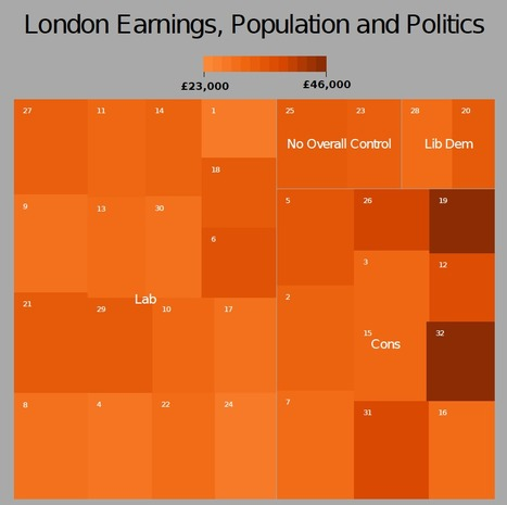 Improved Tree Maps with R | London riots maps | Scoop.it