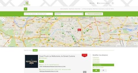 Mon Itinérant propose des emplacements aux Food Trucks   Food & chefs   Scoop.it
