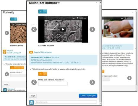 Study@CampusPro oppimisympäristö | Opeskuuppi | Scoop.it