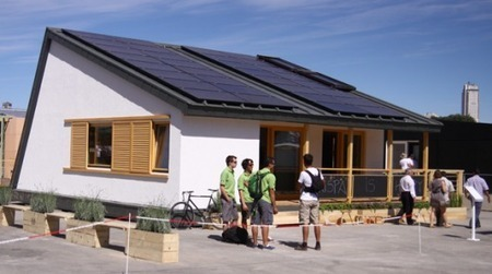 Romania's Prispa solar prefab feels like a real home   Big and Open Data, FabLab, Internet of things   Scoop.it