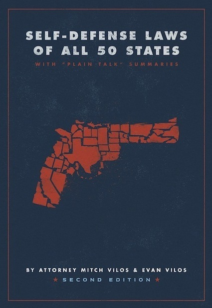 Self Defense Laws of All 50 States (2nd Edition) - Mr Colion Noir   Keyser Self-Defense Products   Scoop.it