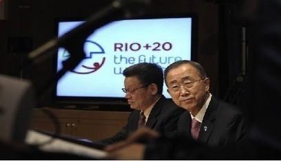 Río +20: Es nuestro futuro | Río+20 El Salvador | Scoop.it