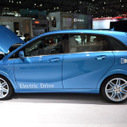 Mercedes B-Class Electric Drive To Be 1st 100% Electric Mercedes In US | Sustain Our Earth | Scoop.it