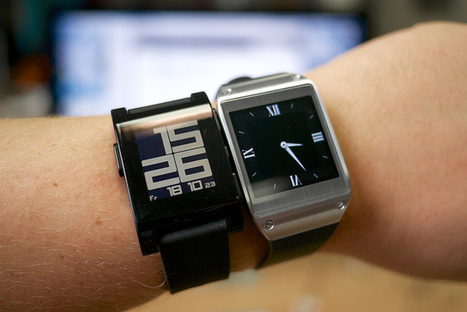 Smartwatch: The New Level of Mobile Battle | Technology News | Scoop.it