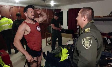 Pechino Express. Un ragazzo colombiano ci prova con i #Socialisti, Alessio rimane in mutande in caserma | Gayburg | Scoop.it