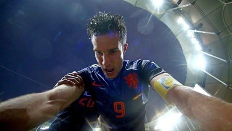 RVP, Robben inspire incredible Spanish thrashing | FIFA World Cup Brazil 2014 | Scoop.it