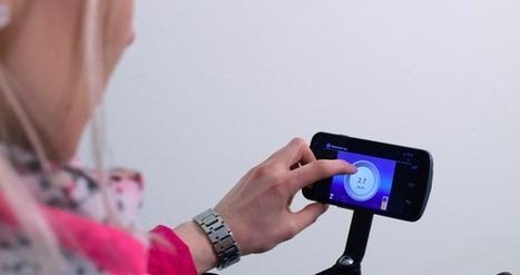 Un fauteuil roulant connecté pour aider les personnes handicapées | MP4 Handicape | Scoop.it