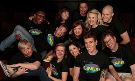 Laugh Lines offers made-to-order comedy at TCT | cjonline.com | OffStage | Scoop.it