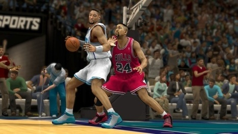GotGame   NBA 2K13 Playable on 50 Foot Screen in Times Square   Ad Vitam Basketball   Scoop.it