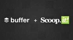 Scoop.it & Buffer… le cocktail parfait pour une bonne curation | Froggy'Net et le Web 2.0 | L'actu culturelle | Scoop.it