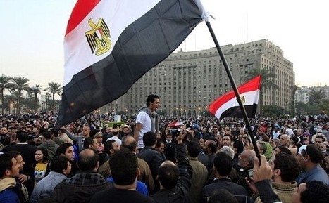 Egypt : the latest hero, blinded in his pursuit of freedom | Égypt-actus | Scoop.it