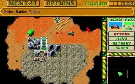 Dune II jouable sur navigateur - Le Journal du Geek | Le Relais | Scoop.it