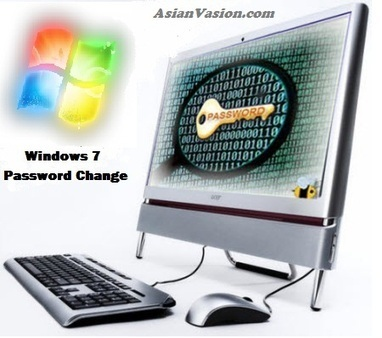 How to Change Windows 7 Password Without Knowing Current Password | TechVally | Scoop.it