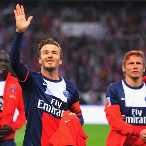 Beckham Will Have Huge Long-Term Impact for PSG | Le Paris Saint Germain | Scoop.it