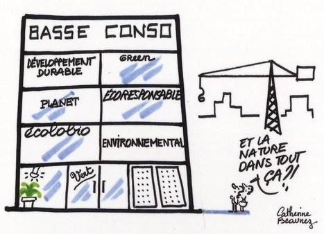 Comment bâtir en favorisant la biodiversité ? | Greenov - Bâtiment & énergie | Scoop.it
