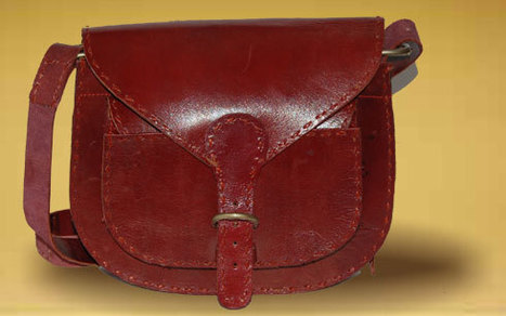 Bug Out Bag Item List: Richer options, better choices- A wide range of Leather Accessorie | Handmade Leather Bags | Scoop.it