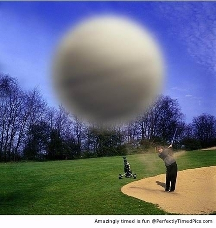 Another day at the golf course | The Daily Information Security Dose | Scoop.it