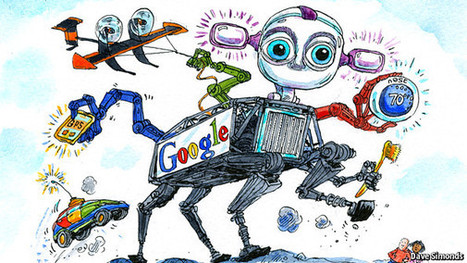The new GE: Google, everywhere | Disruptive technologies | Scoop.it