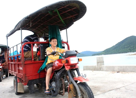 10 unique means of transport for tourists in Vietnam | Travel Tips | Scoop.it
