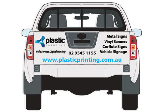Vehicle Signage & Car Wraps | Plastic Printing – Signs | Plastic Printing Pty Ltd | Scoop.it