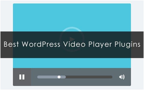 35+ Awesome Wordpress Video Gallery plugins to Embed Video Content | wpfreeware | Scoop.it