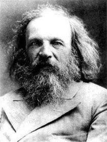 8 février 1834 à Tobolsk naissance de Dmitri Mendeleiev   Racines de l'Art   Scoop.it