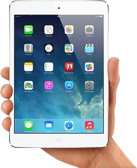 Der iPad mini Langzeitcheck: Kleine Tablets vs. 10 Zoll - PocketPC.ch | Mobil | Scoop.it