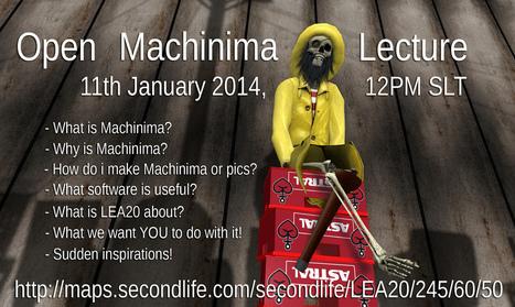 Ole Etzel reveals the secrets of Machinima | A Virtual Worlds Miscellany | Scoop.it