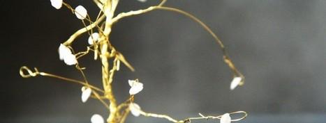bricolage printemps- arbre fleuri | Bricolage enfants 2 à 10 ans | Scoop.it