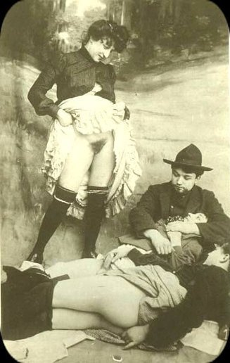 Vintage & Antique Risqué Men and Women | Sex History | Scoop.it