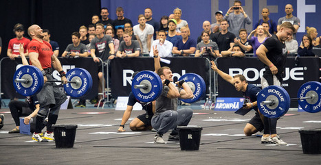 Europe Regional Report: Union Jacked | Crossfit News | Scoop.it