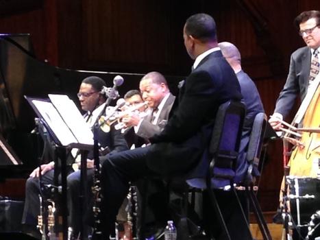 Wynton Marsalis on the Soul of Jazz - Harvard Magazine | Improvisation | Scoop.it