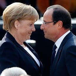 Hollande: Francia e Germania sono come una vecchia coppia, bisogna tenere accesa la fiamma   Quotidiano Online!   Scoop.it