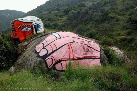 Twitter / anonimoconiglio: #StreetArt Orgosolo #Sardegna ... | Arte Pubblica | Scoop.it