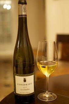 J'aime boire du vin: Yves Cuilleron, Les Chaillets, Condrieu 2010 | oenologie en pays viennois | Scoop.it