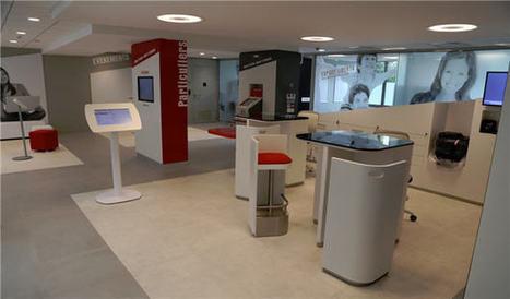 La Caisse d'Epargne ouvre son agence bancaire digitale à Lyon | Brand marketing and digital innovations | Scoop.it