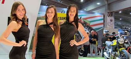 Ducati joins the 2014-2015 IMS Tour | Ductalk Ducati News | Scoop.it