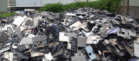 Illegally Traded and Dumped E-Waste Worth up to $19 Billion Annually Poses Risks to Health, Deprives Countries of Resources, Says UNEP report - UNEP | Electronics - Issues and Problems | Scoop.it