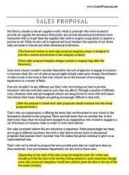 Sales Proposal Template | Sales Proposal | Scoop.it