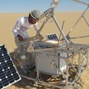Markus Kayser Builds a Solar-Powered 3D Printer that Prints Glass from Sand and a Sun-Powered Cutter | Colossal | This week in 3d printing | Scoop.it