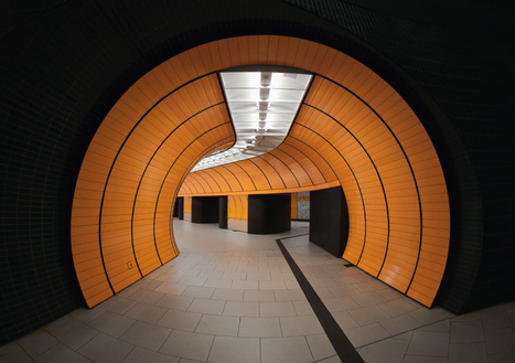 Futuristic Subway, Circa 1971 | Trains | Scoop.it