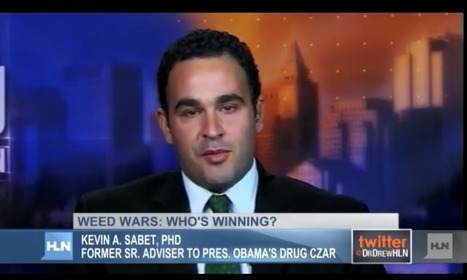 5 Biggest Lies from Anti-Pot Propagandist Kevin Sabet | Drugs, Society, Human Rights & Justice | Scoop.it